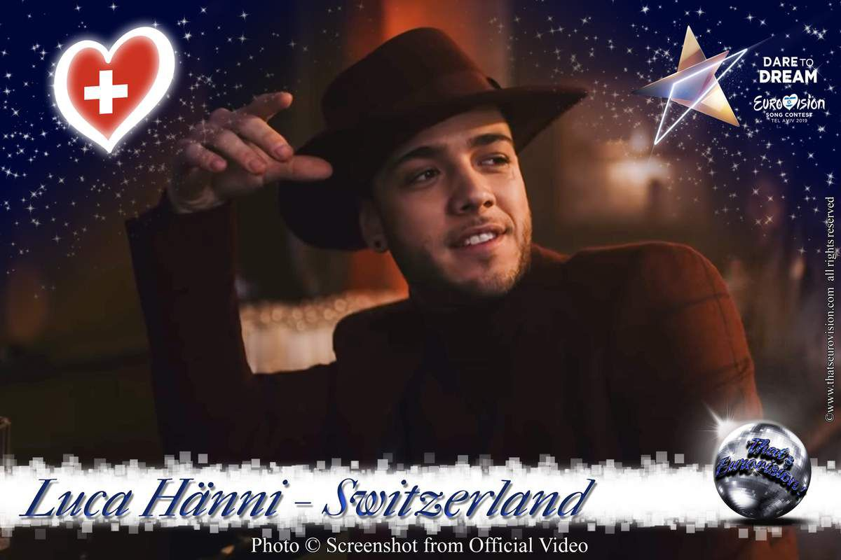 Switzeland 2019 - Luca Hänni - She Got Me (Lyrics) - That's