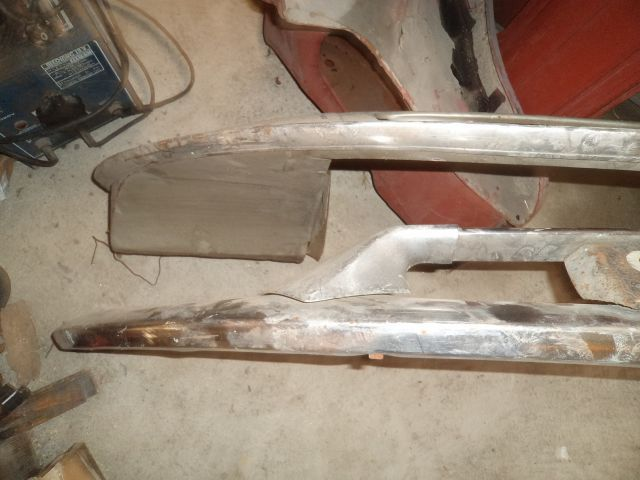 ma DS de 1960 ailes cendrier vendue par mon pote Régis
