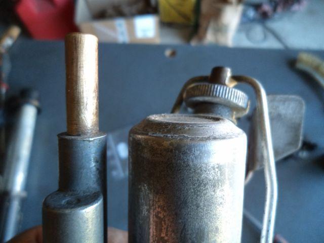 contrôle allumeur pompe à esence