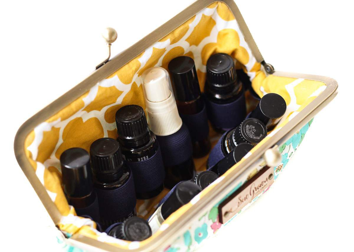 Choosing An Essential Oil Carrying Case
