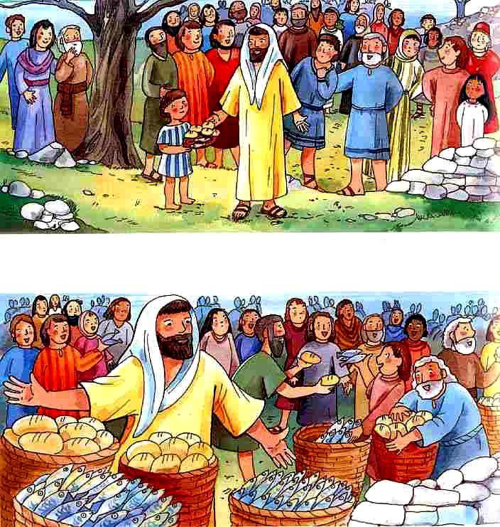Voyage gustatif au temps de Jésus
