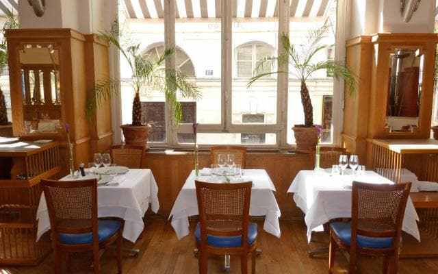 """The chef revisits French classics in what he dubs """"nutri-gourmande"""" cuisine"""