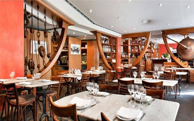 Fish is often notoriously expensive in Paris but this restaurant, in a modern part of Montparnasse, has long been one of Paris's bargains
