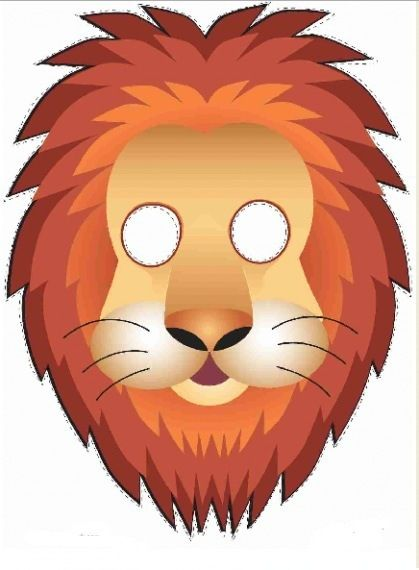 lion - Masque Lion