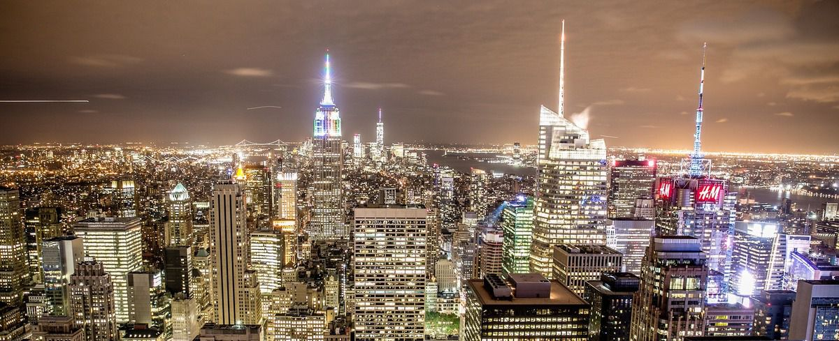 1236€ - New York en hôtel 5* - 9J/7N - Avril 2017 - Au départ de Paris