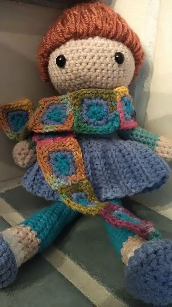 Petite copine au crochet