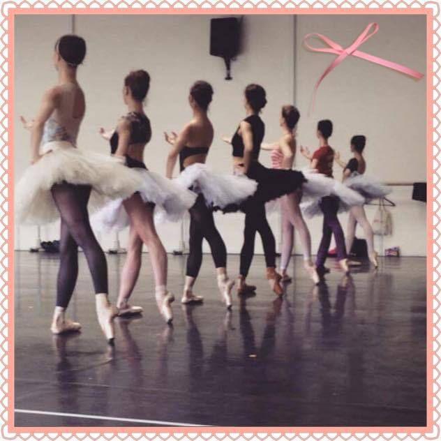 Danseurs du Ballet du Capitole de  Toulouse