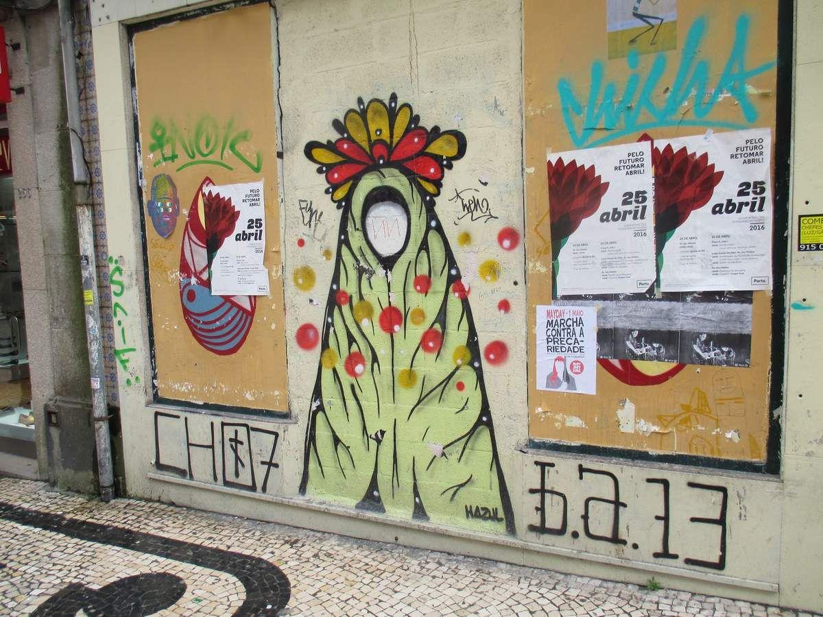 HAZUL, LA LÉGENDE DU GRAPH (Porto 2016, chapitre 2)