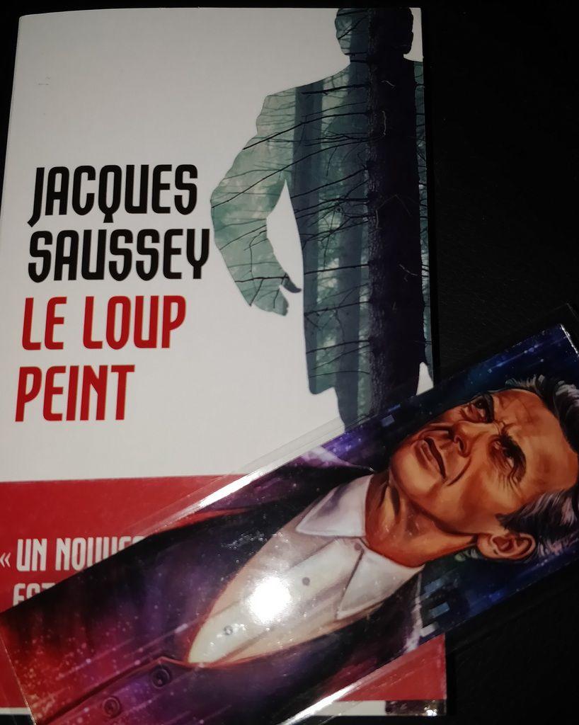 Le Loup Peint – Jacques Saussey
