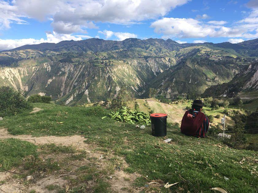 Chugchilan et Quilotoa