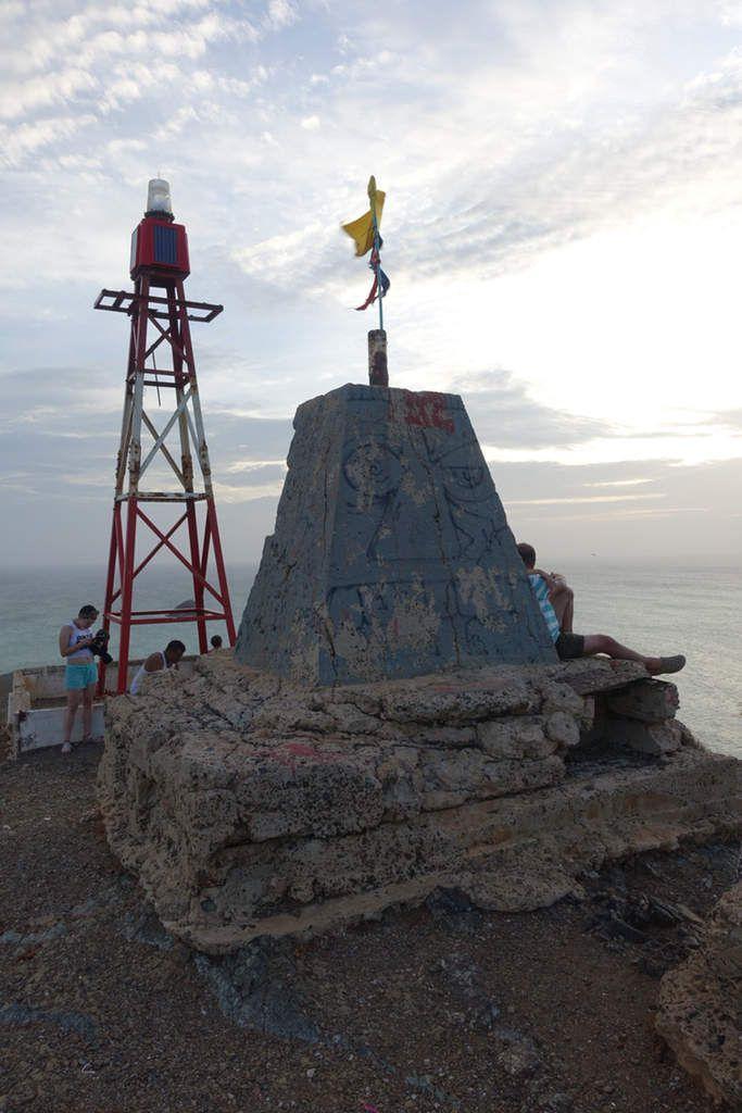 El desierto de la Guajira - Cabo de la Vela - Punta Gallina