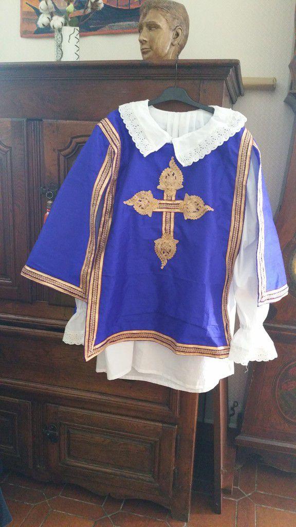 Costume de d'Artagnan