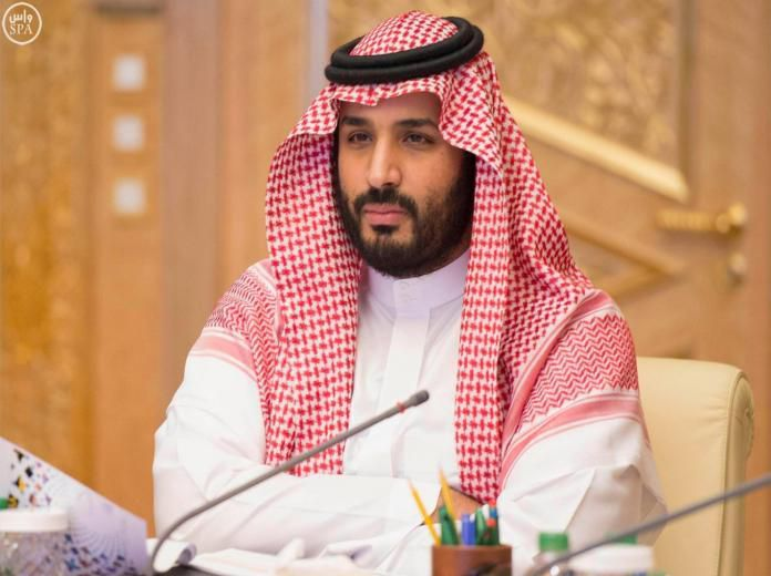 Saudi Prince Mohammed bin Salman:I won't 'go soft' on Putin anymore,our millitary capabilities will be enough to destruct Russian forces in Syria in 3 days