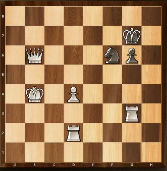 Par quel déplacement le cavalier noir attaque-t-il les deux tours? Uniquement la tour en g3? Le roi et la dame? Peut-il n'attaquer que le roi? Que la dame?