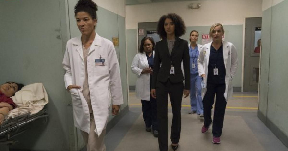 Grey's Anatomy 13x10 Picture
