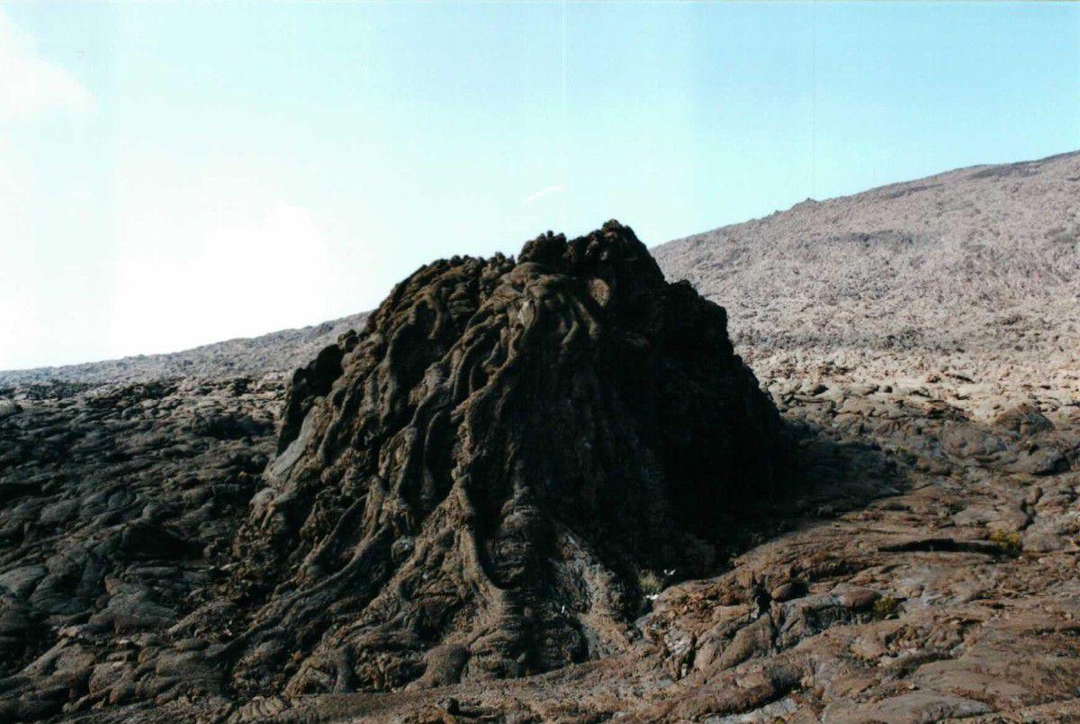 Eruption du Parvedi (28/07/2000)