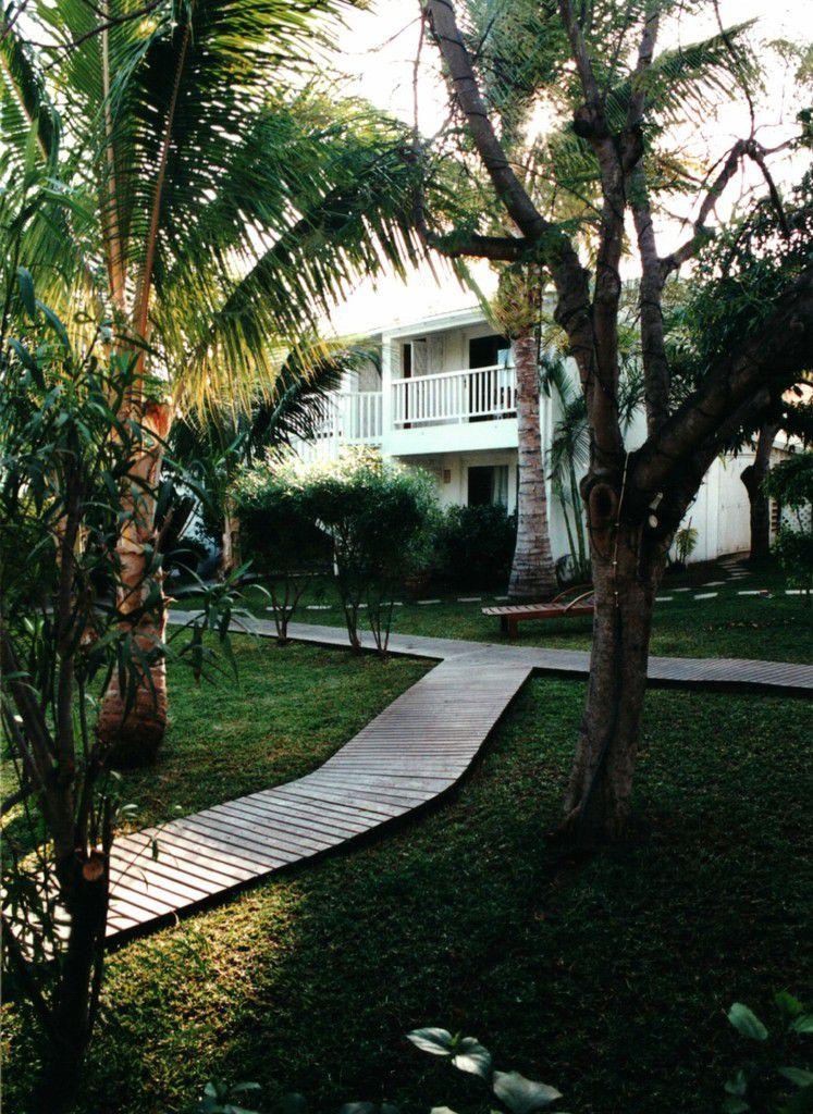 Hôtel le Swalibo, à la Saline les Bains