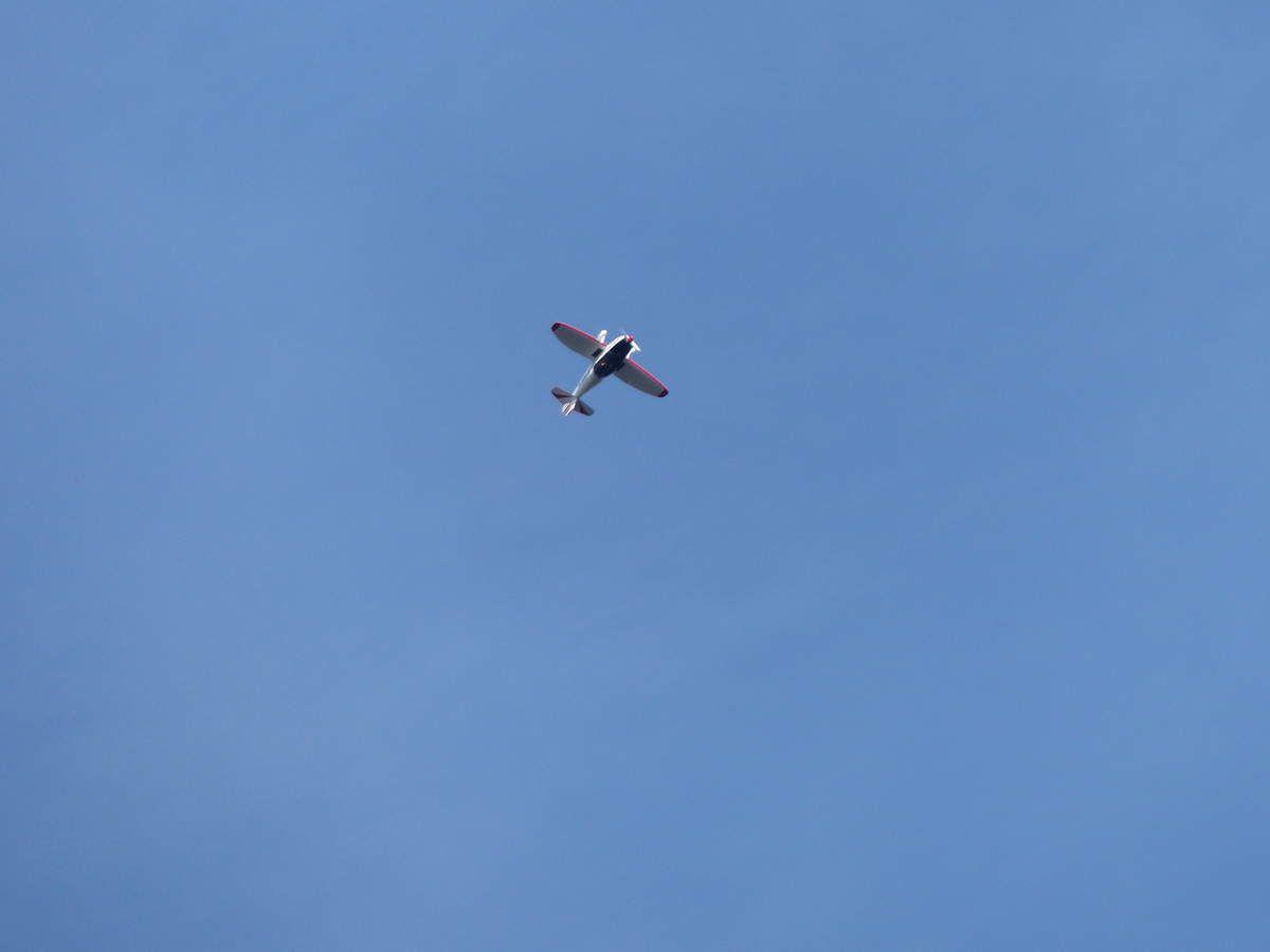 Voltige en CAP10BK / CAP10BK aerobatics