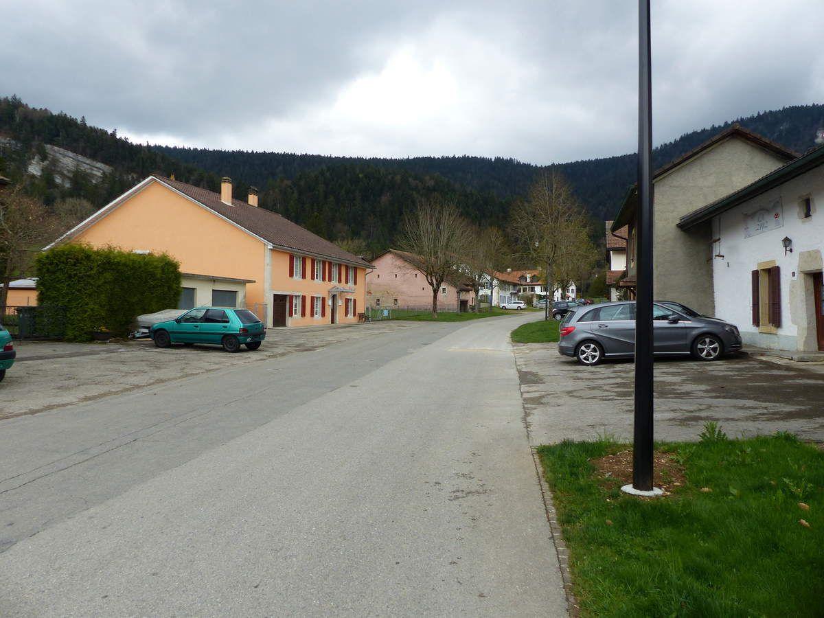 Sortie en Suisse / Hang out in Switzerland