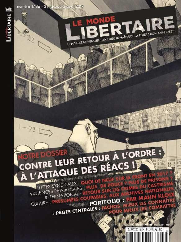Le Monde libertaire n°1786
