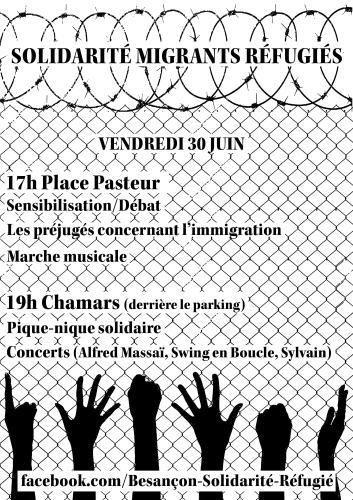 Collectif Solidarité Migrant Réfugié (Sol Mi Ré)