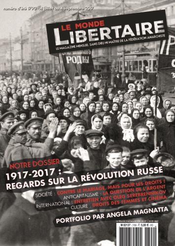 Le monde libertaire n° 1790