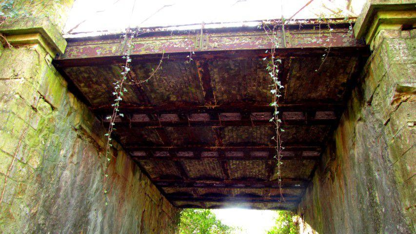 Pont 3_chemin du Pommier Walleyrand_laie du Fossé Rouge.