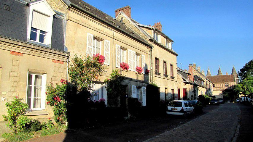 le village de Longpont