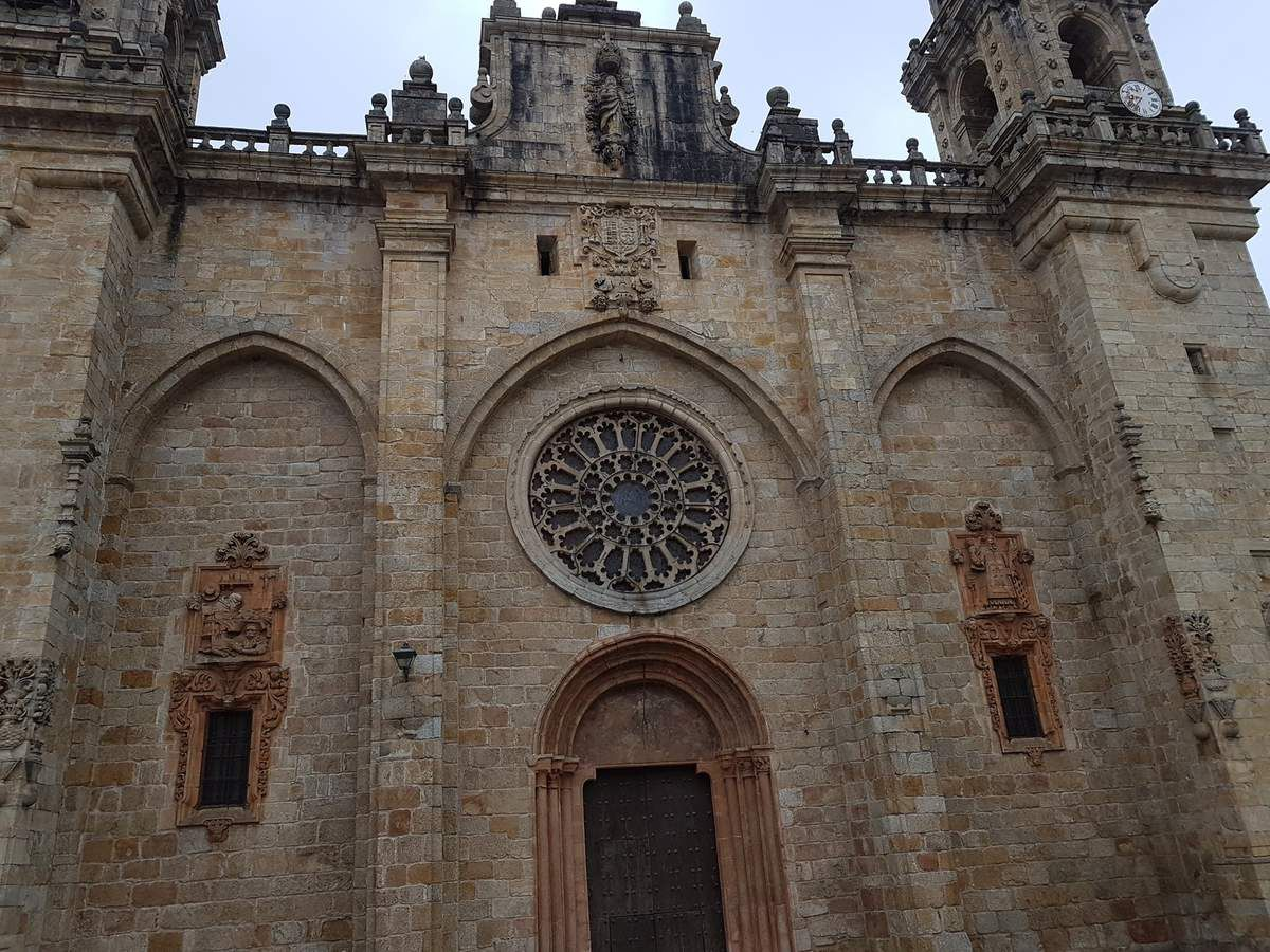 The cathedral of Mondoneo