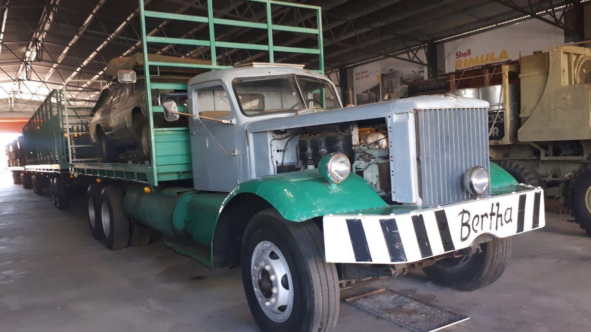 Trucks Museum