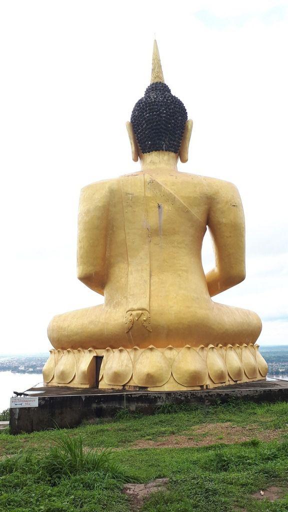 le Golden Bouddha de Phu Salao