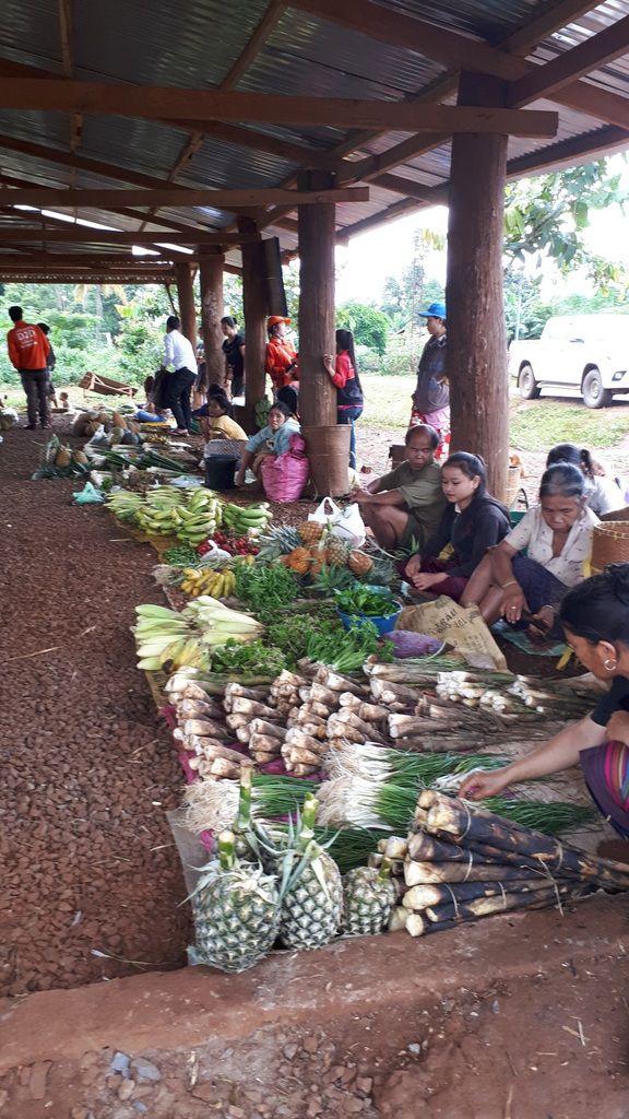 L'achat du Durian, berk :((