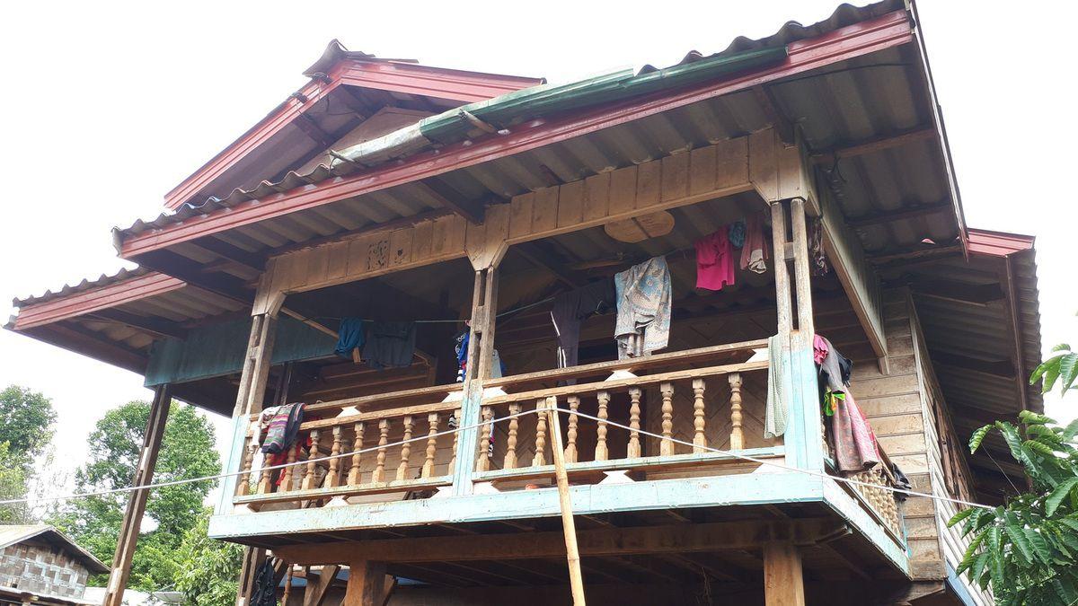 Le village Kok Phung Tai de Mr Hook