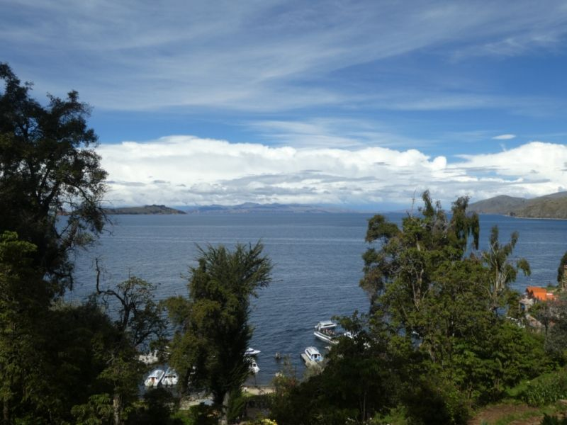 La Isla Del Sol (Le Lac Titicaca)