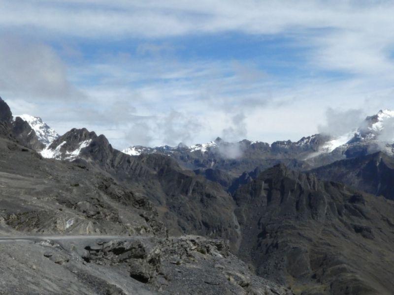 Le trek El Choro
