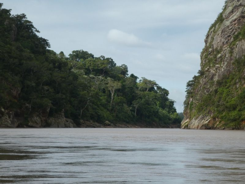 Rurrenabaque - Chalalan (Amazonie)