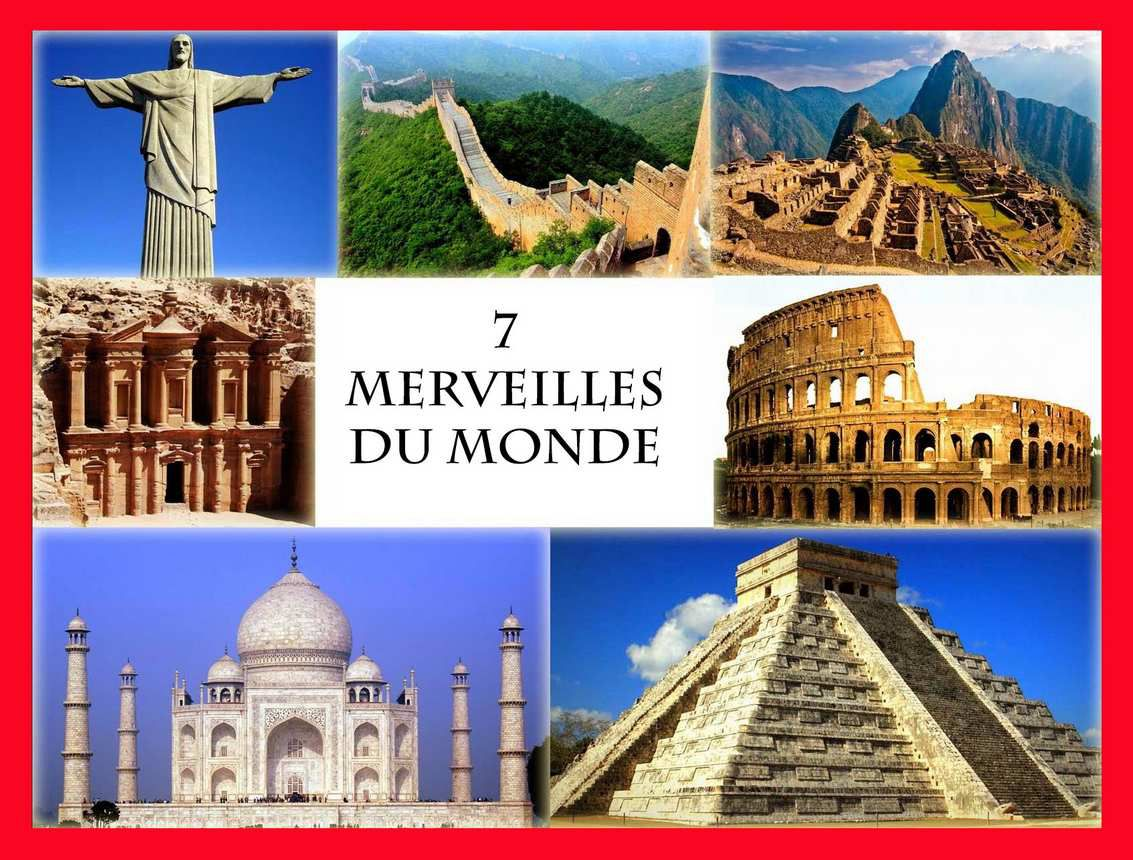 merveilles-du-monde - Photo