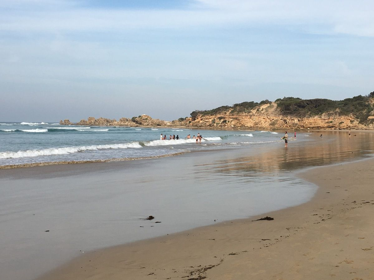 Plage d'Anglesea