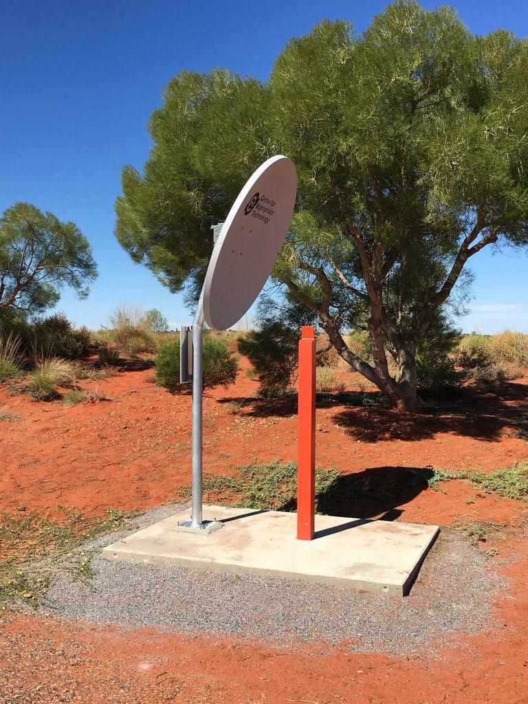 Hot spot GSM ou comment trouver du réseau dans le désert ?