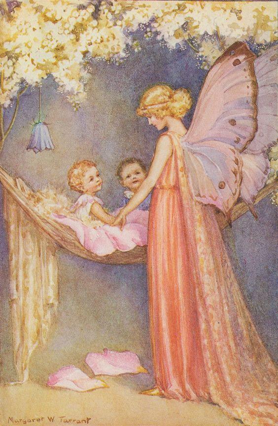 Margaret Winifred Tarrant (1888-1959), Fairy mother