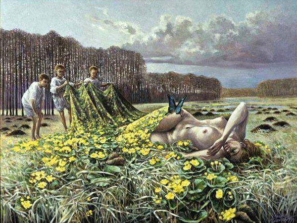 Les enivrants mystères de Joanna Sierko-Filipowska 2 (Les Papillons)