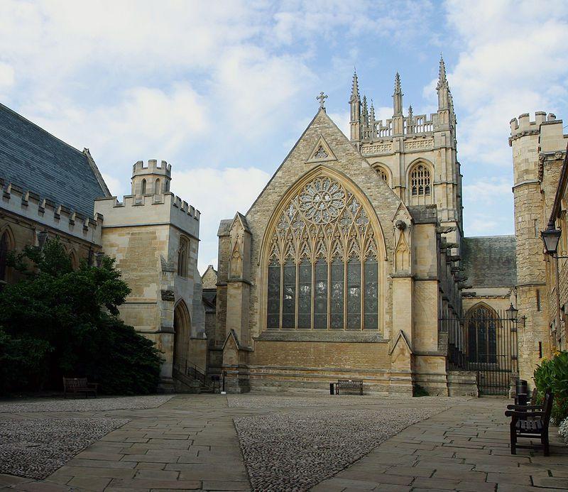 Le Merton College, © Tom Murphy VII / Wikimedia Commons.