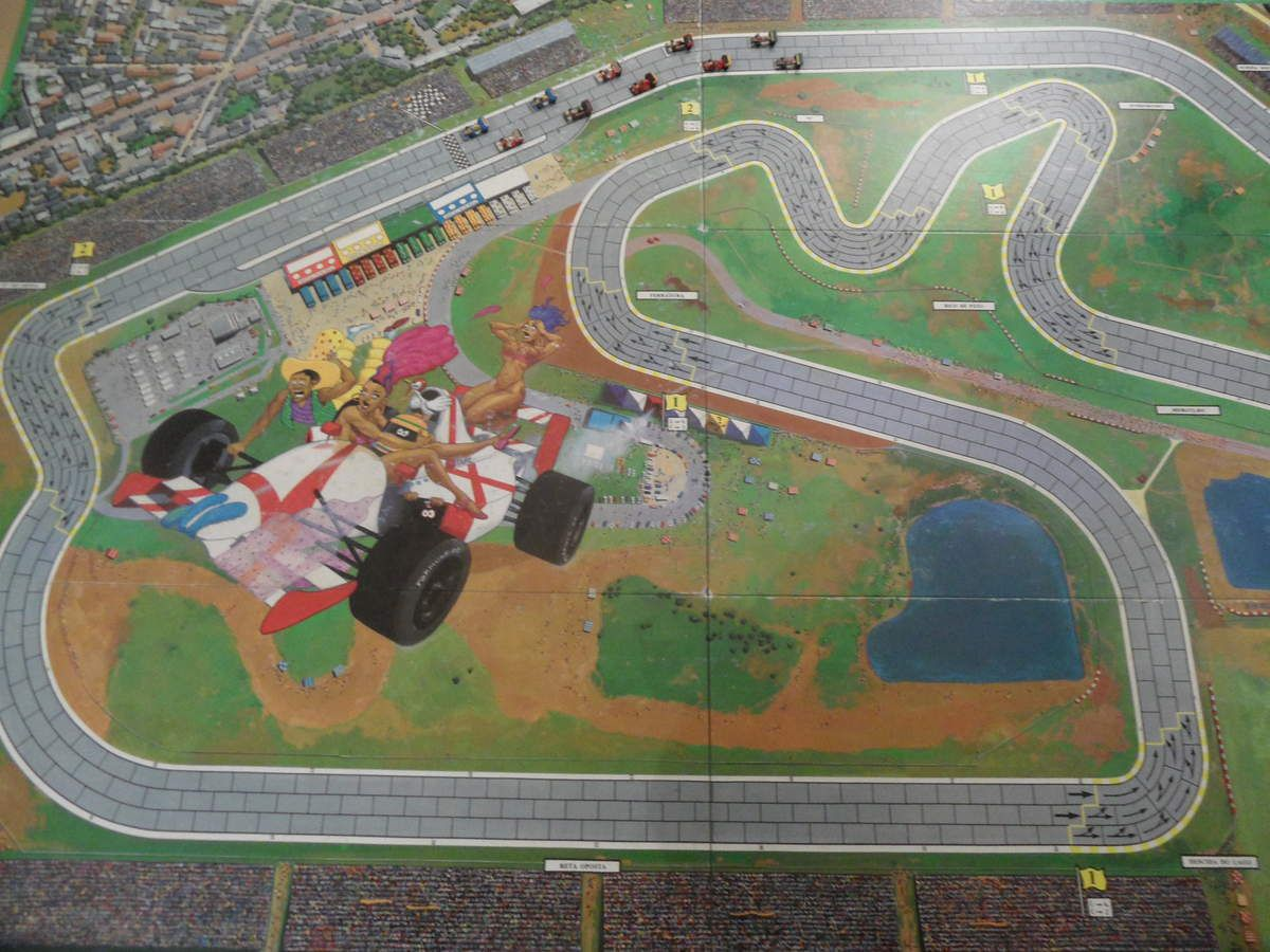 Circuit d'Interlagos, Brésil