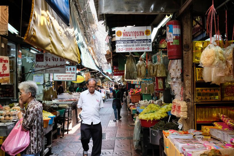 """Chinatown"" à Bangkok"