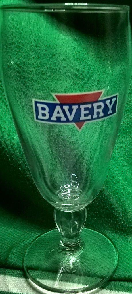 VV009 - brasserie BAVERY - service 6 verres - prix à discuter