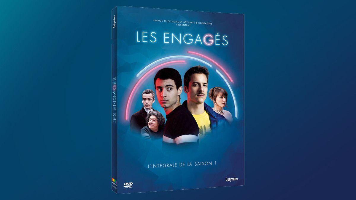 Les Engagés sont disponibles en DVD !