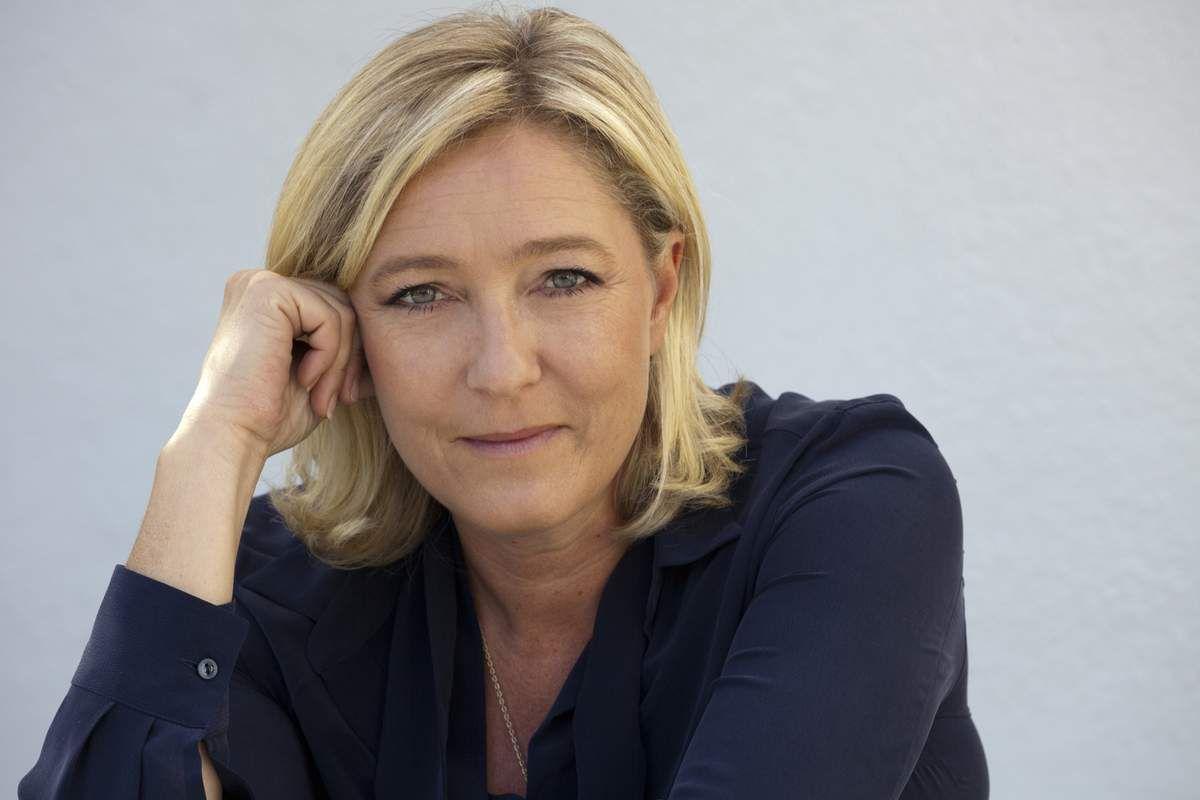 Vidéo : Marine Le Pen en tête des intentions de vote chez les catholiques non-pratiquants