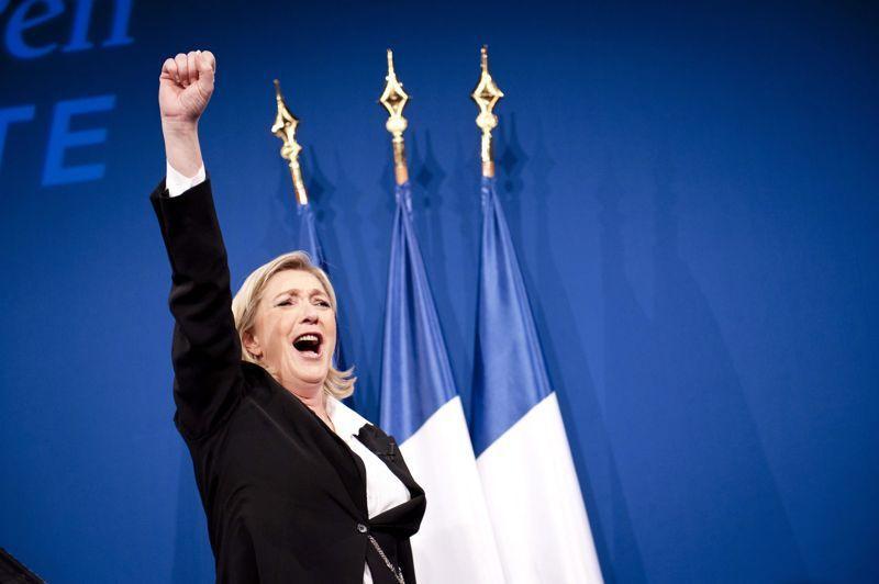 Face à la gauche, le vote utile, c'est Marine, pas Fillon !
