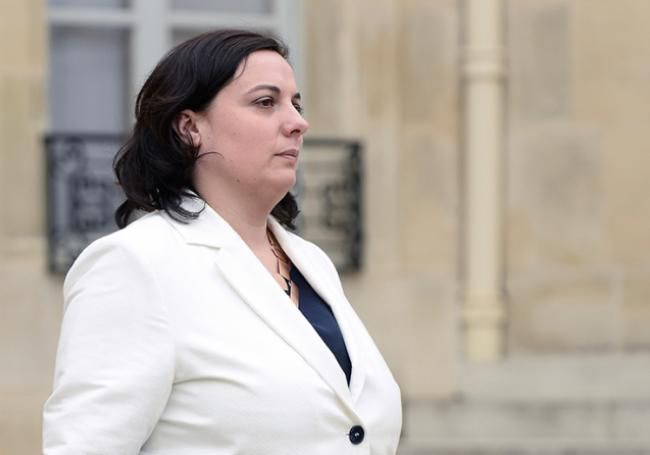 Emmanuelle cosse, la ministre du  logement.  Photo © AFP