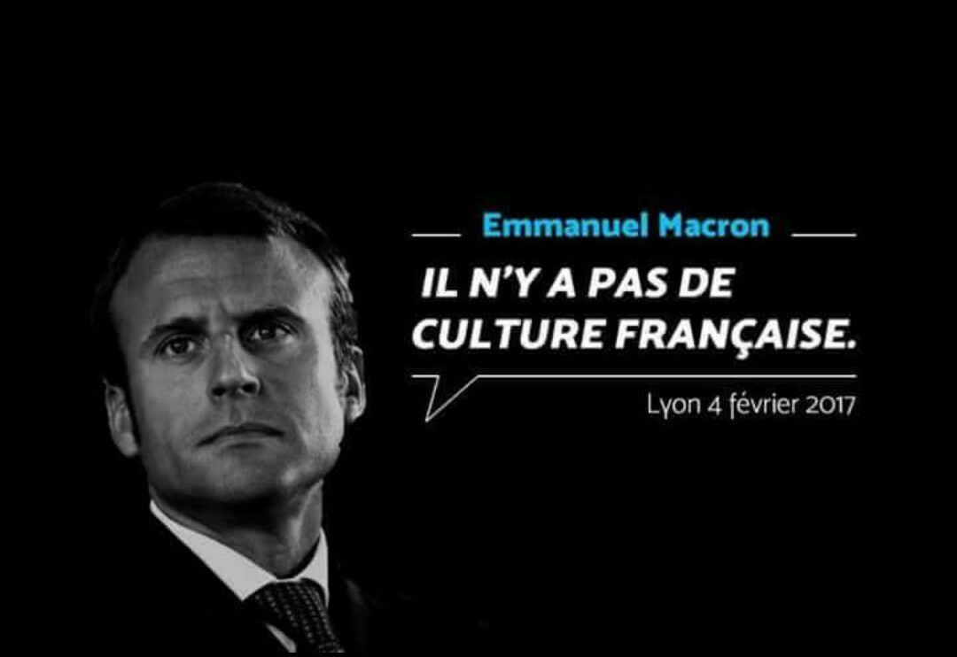 Nouvelle trahison de Macron : il est pour le voile dans l'entreprise !